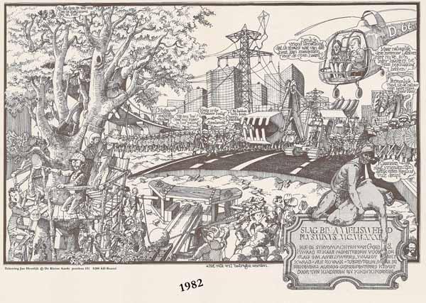 poster kleine aarde 1982